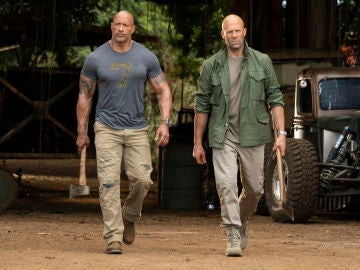 'Fast and Furious: Hobbs and Shaw' de Universal Pictures