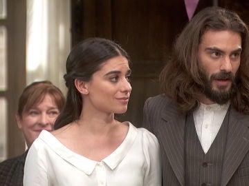 'El secreto de Puente Viejo': Elsa e Isaac dicen adiós a Puente Viejo con una gran promesa