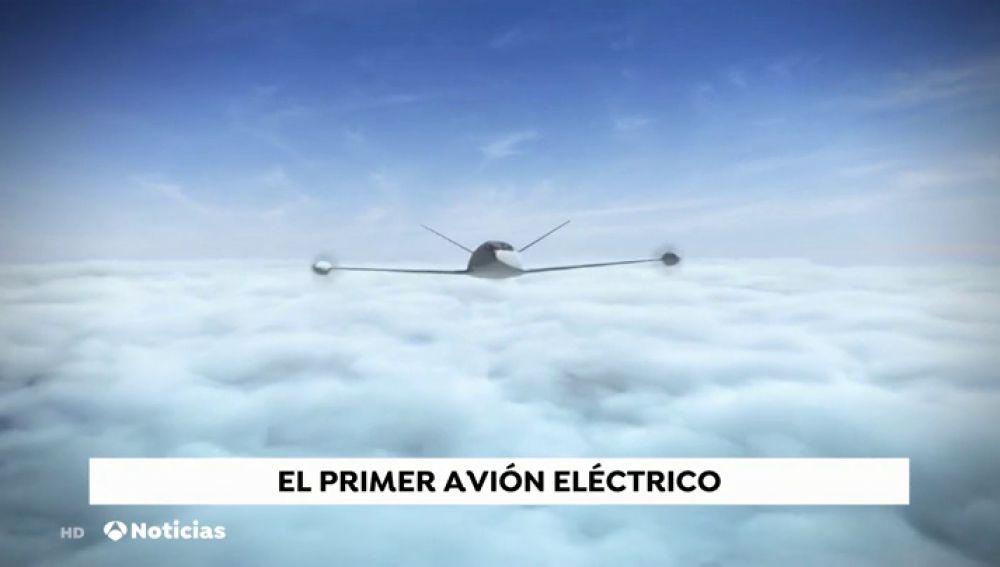 Alice, el avión con sello español cien por cien eléctrico