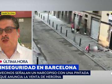 Inseguridad en Barcelona