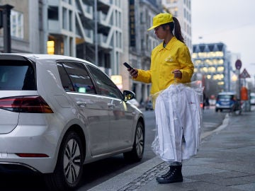 Servicio 'We Deliver' de Volkswagen