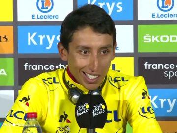 Egan Bernal, ganador virtual del Tour de Francia 2019