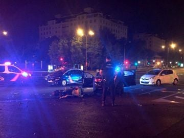 Tres motoristas muertos en la Comunidad de Madrid en menos de 24 horas