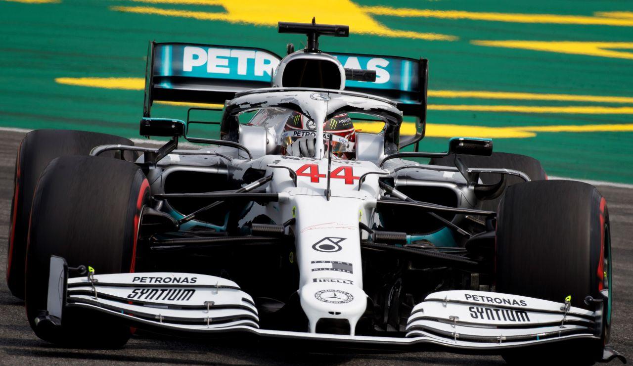 Lewis Hamilton logra la pole en el GP de Alemania