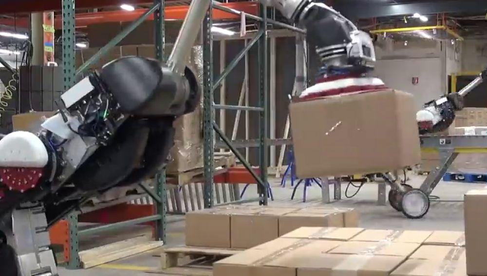 Los robots ocuparán más de la mitad de los actuales puestos de trabajo