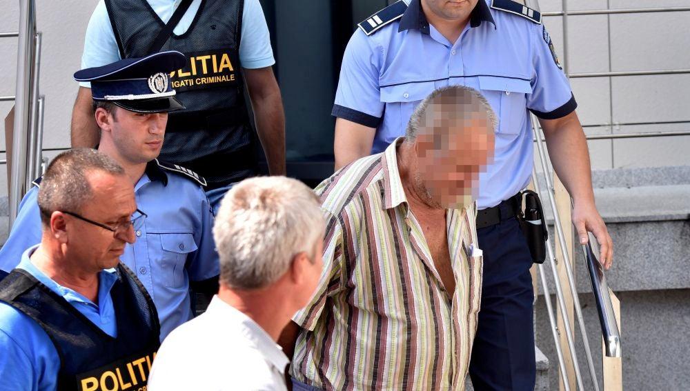 El supuesto secuestrador que acabó con la vida de la joven en Rumanía