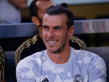 Bale no jugará la Audi Cup