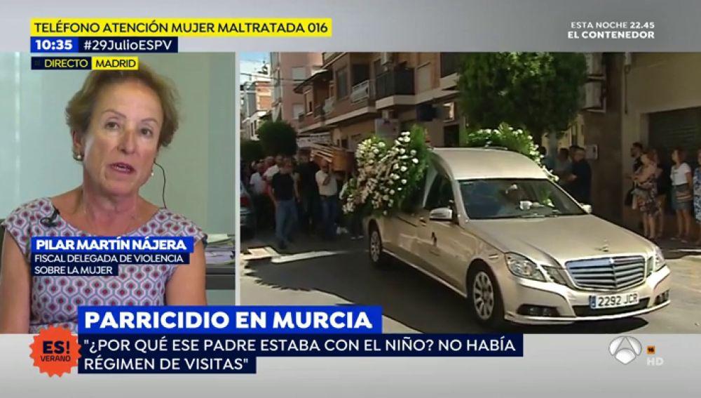 Fiscalía investiga por qué el menor asesinado en Murcia estaba con su padre