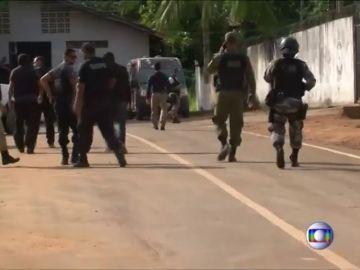 Un motín en una prisión de Brasil deja al menos 52 muertos y varios rehenes