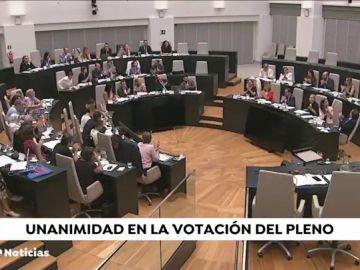 El Pleno del Ayuntamiento aprueba por unanimidad el proyecto Madrid Nuevo Norte