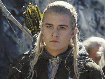 Orlando Bloom como Legolas en 'El señor de los anillos'