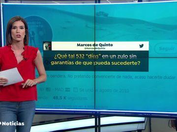 Marcos de Quinto sugiere que uno de los secuestradores de Ortega Lara pase 532 días en un zulo