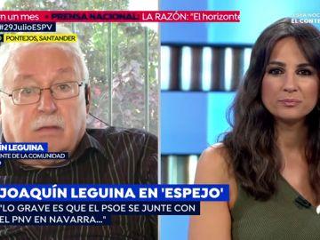 Joaquín Leguina en 'Espejo Público'
