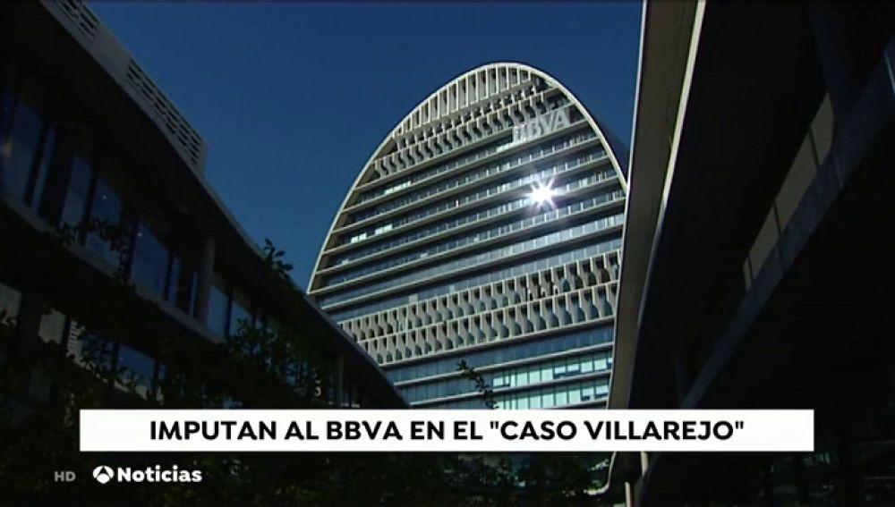 El juez imputa al BBVA en el caso Villarejo