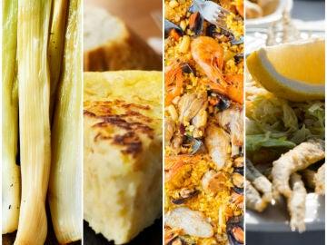 Comidas populares de España