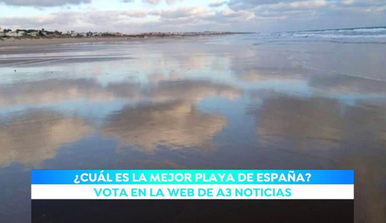 ¿Cuál es la mejor playa de España de 2019?