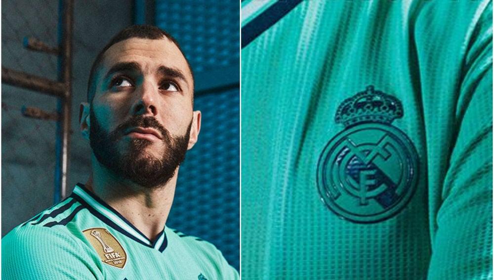 Real Madrid presenta su tercera equipación 2019/20