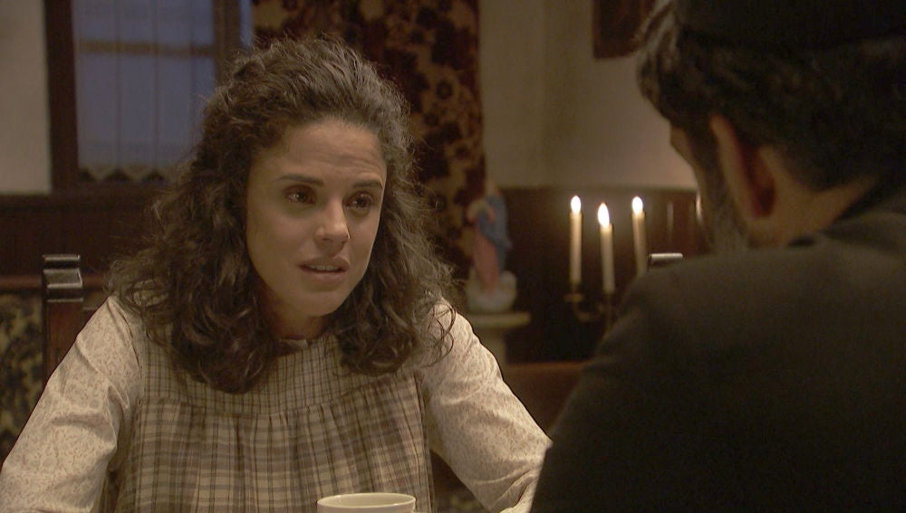 Esther descubre el pasado de Don Berengario