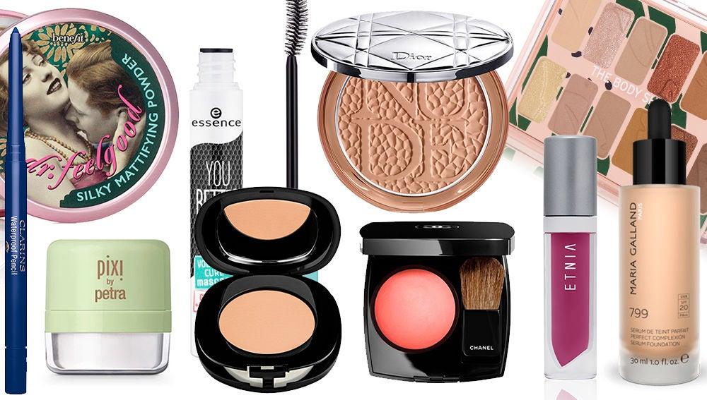 10 productos para que tu maquillaje esté intacto con el calor todo el día
