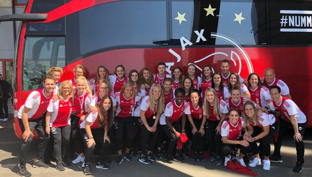 El Ajax femenino