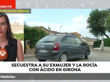 Una mujer es secuestrada por su ex pareja y logra escapar en Girona