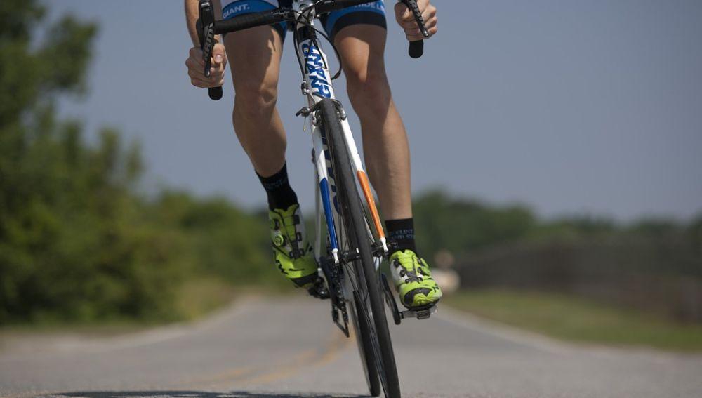 Un ciclista sube unas fotos de sus piernas que te dejaran con la boca abierta