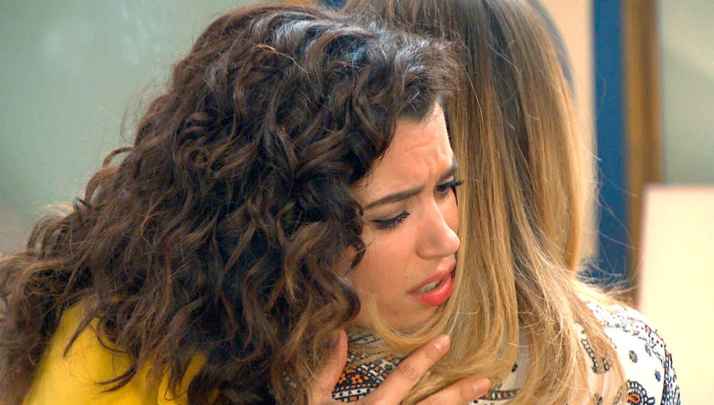 La condición sexual de Amelia trunca sus grandes planes con Luisita