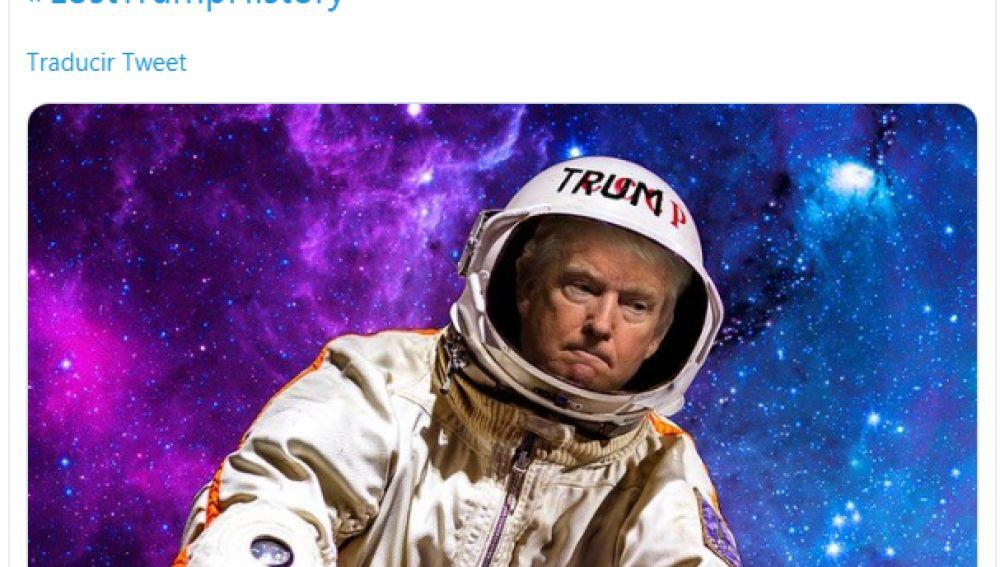 Meme de Donald Trump