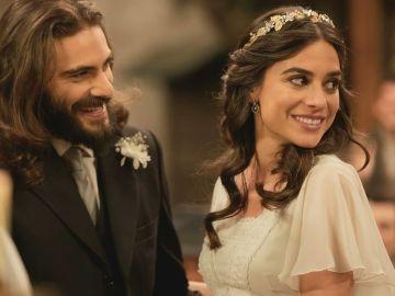 Los actores de Elsa e Isaac dicen adiós a Puente Viejo a través de sus redes sociales