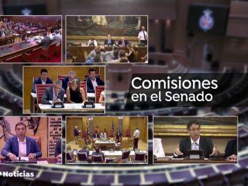 El PSOE presidirá 28 de las 29 comisiones del senado
