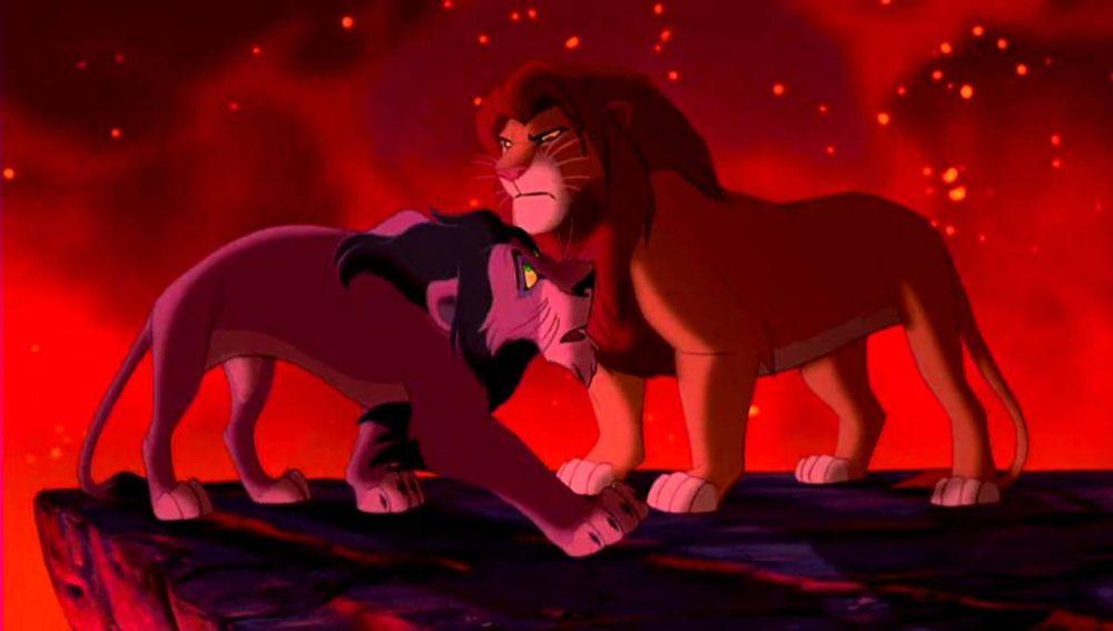 'El Rey León 1994'  de Disney