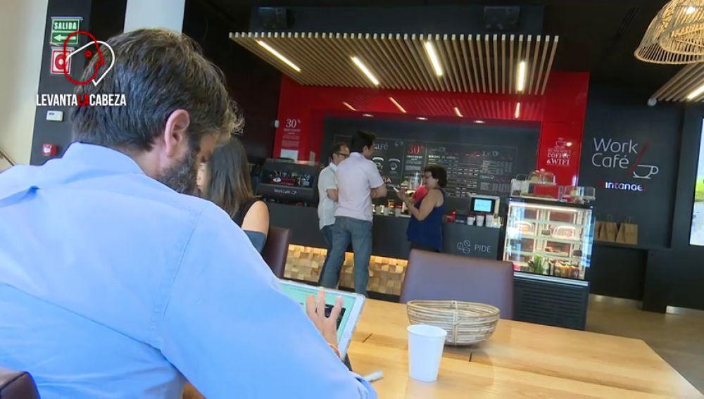 """""""Work-café"""" : El nuevo modelo de sucursal bancaria"""