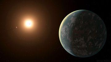 Descubren tres nuevos exoplanetas uno de ellos potencialmente habitable