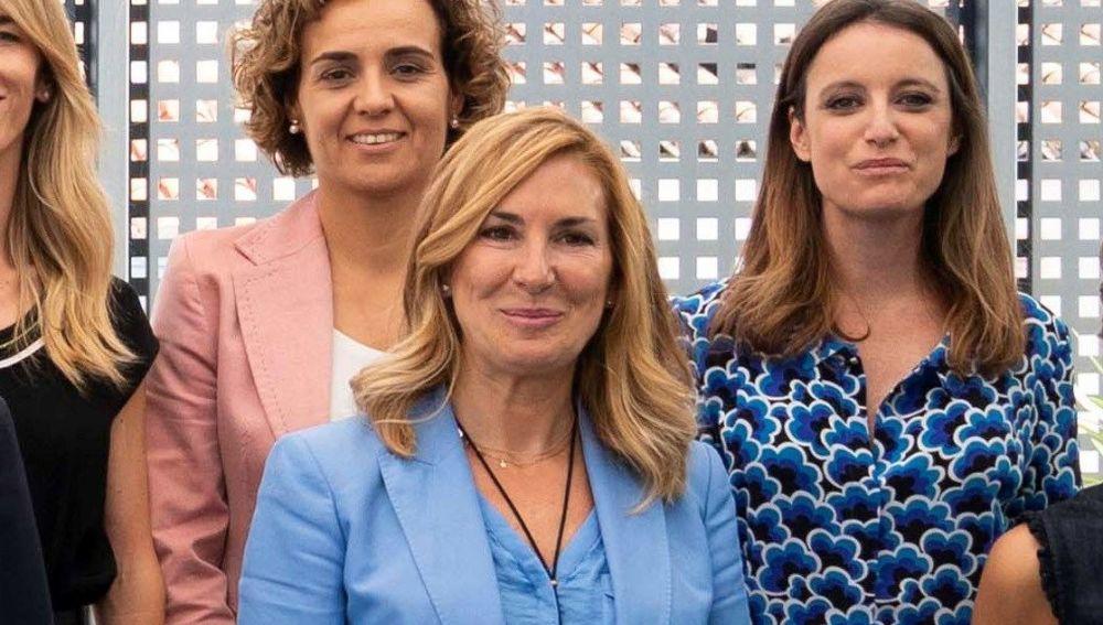 La secretaria de Organización del PP, Ana Beltrán