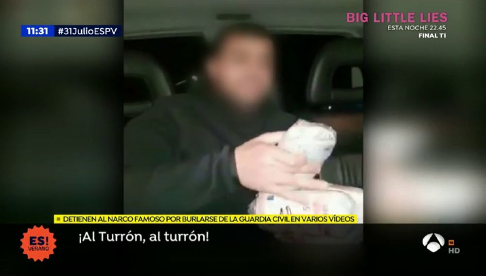 'El Chatito', narcotraficante, detenido en Ceuta