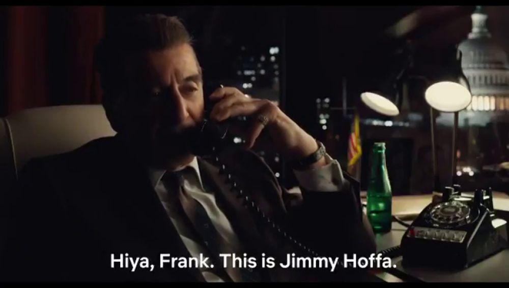 Reunión mafiosa de Robert de Niro y Al Pacino bajo la batuta de Scorsese: el trailer de El Irlandés