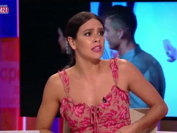 """El alegato feminista de Cristina Pedroche: """"No, no estoy embarazada y no me apetece meter tripa todo el rato"""""""
