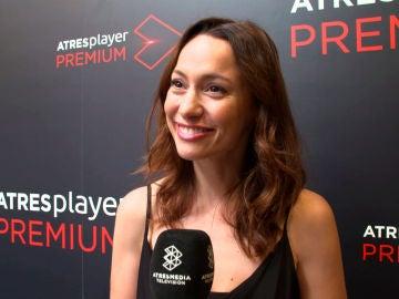 """Natalia Verbeke: """"Es un honor que apuesten tan fuerte por 'El Nudo' para ATRESplayer Premium"""""""