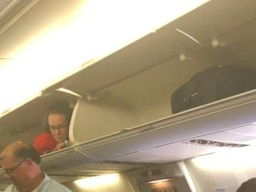 Imagen de la afazata de Southwest Airlines