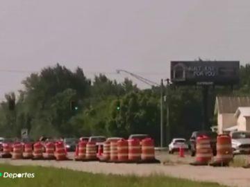 Muere una triatleta atropellada por un camión en el Ironman de Ohio