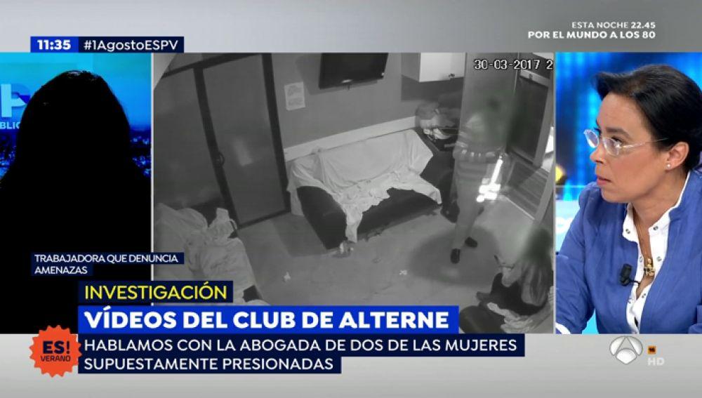 La Policía investiga un supuesto club de alterne en un hotel