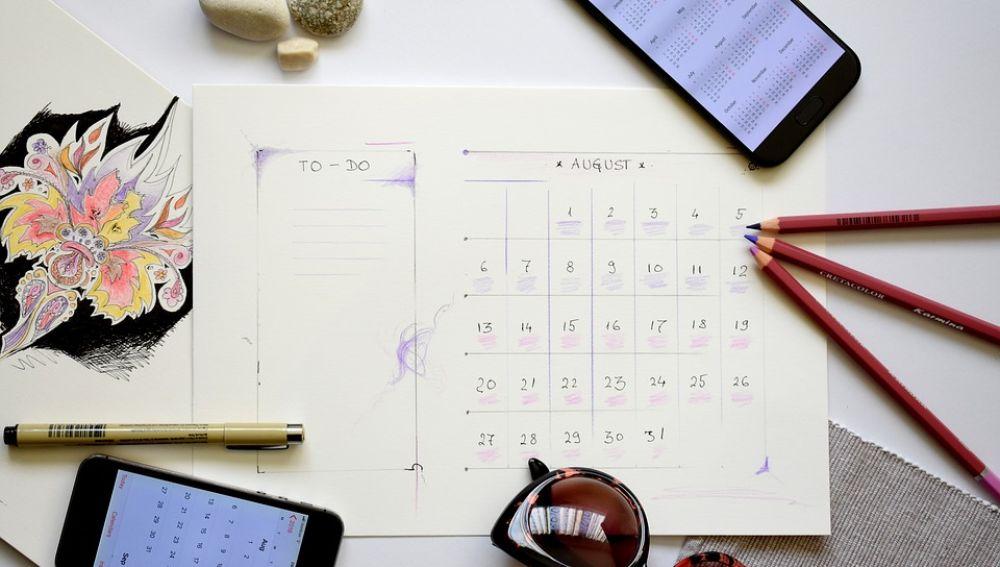 Planificación mes de agosto