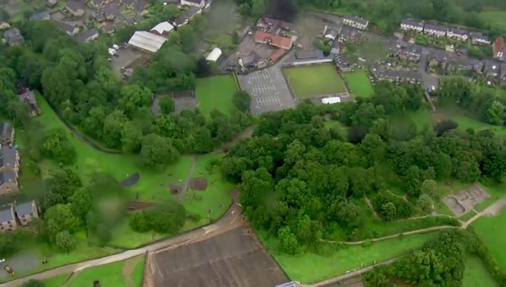 Evacuan una localidad en Reino Unido por un posible  derrumbe de los muros de un embalse