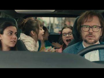 'Padre no hay más que uno', la nueva comedia familiar de Santiago Segura