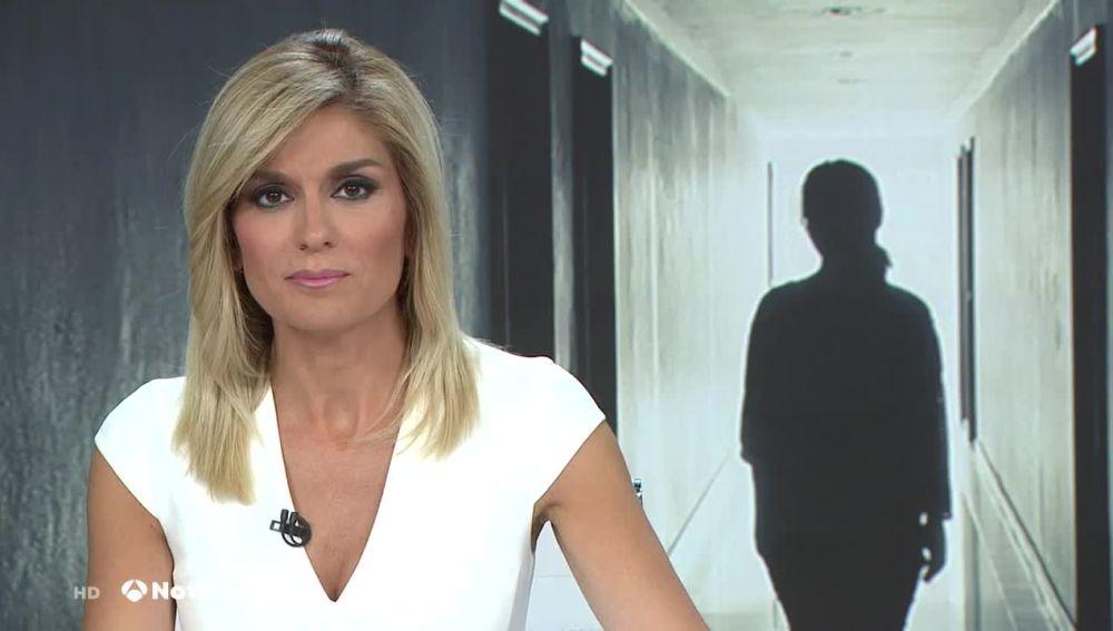 Sandra Golpe en Antena 3 Noticias 1
