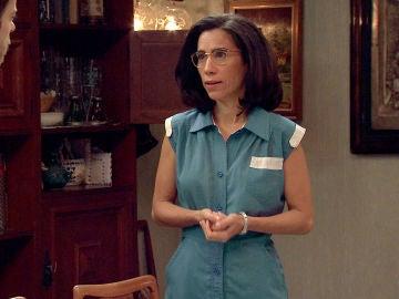 Manolita alerta a Marcelino de la complicada situación de María
