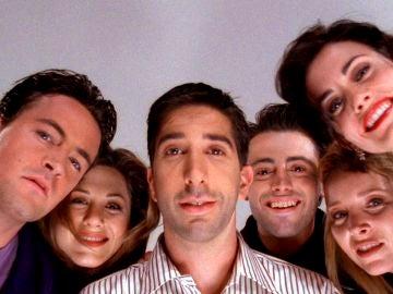 Los mejores momentos de 'Friends'