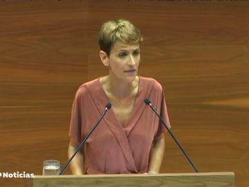 Investidura María Chivite
