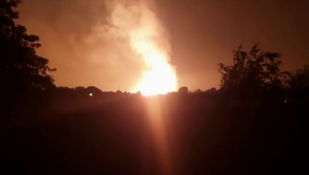 Nuevas erupciones del volcán Popocatepetl, en México