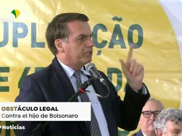 La Fiscalía brasileña impugna la designación del hijo de Bolsonaro como embajador en EEUU